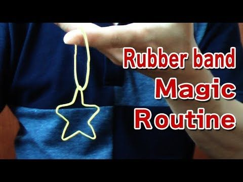 Photo of Rubber band magic popular with girls