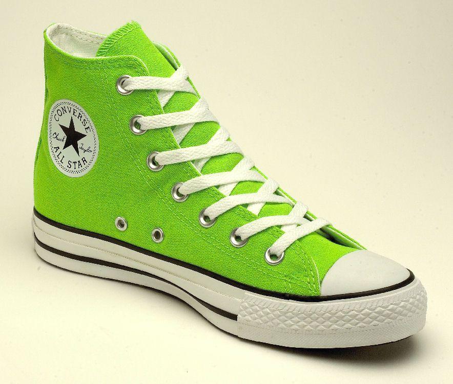 152aa7d785b2 Converse All Star ☆. Light Green Converse
