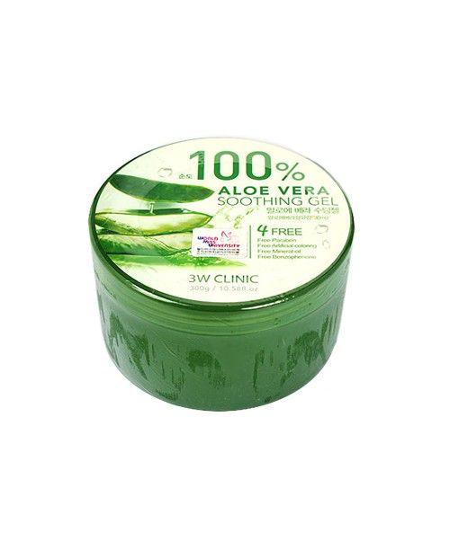 جل صبار بيور 100 Skin Care Moisturizer Face Products Skincare Aloe