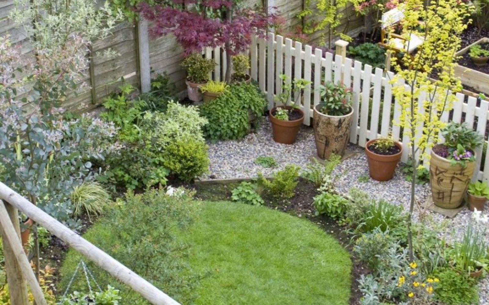 20+ DIY Small Garden Ideas On A Budget   MAGZHOUSE