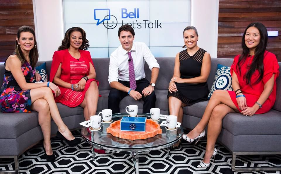 Prime Minister Justin Trudeau speaks to the issue of Mental talk, is essential to bring about understanding and remove stigma and find a solution to the challenge. I recently watched The Social wi...