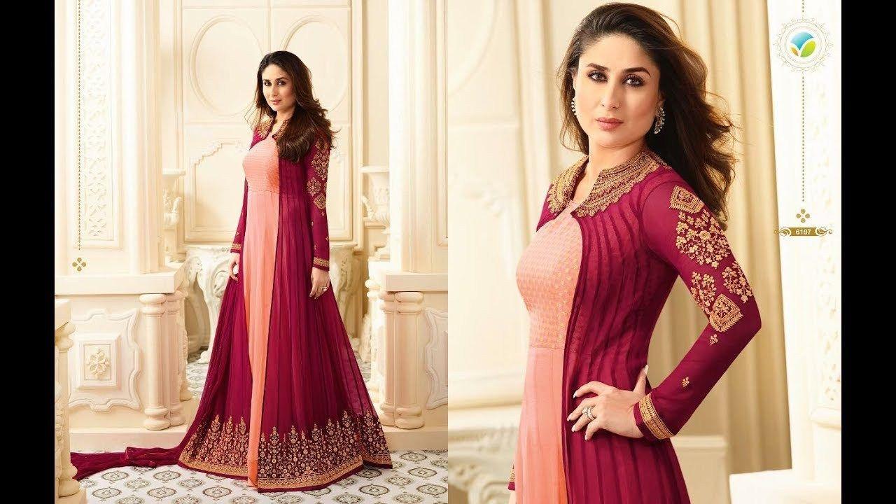 7d793696bb Latest Indian Dresses Collections 2017 || Vinay Fashion || Kaseesh-Kareena  2 READY