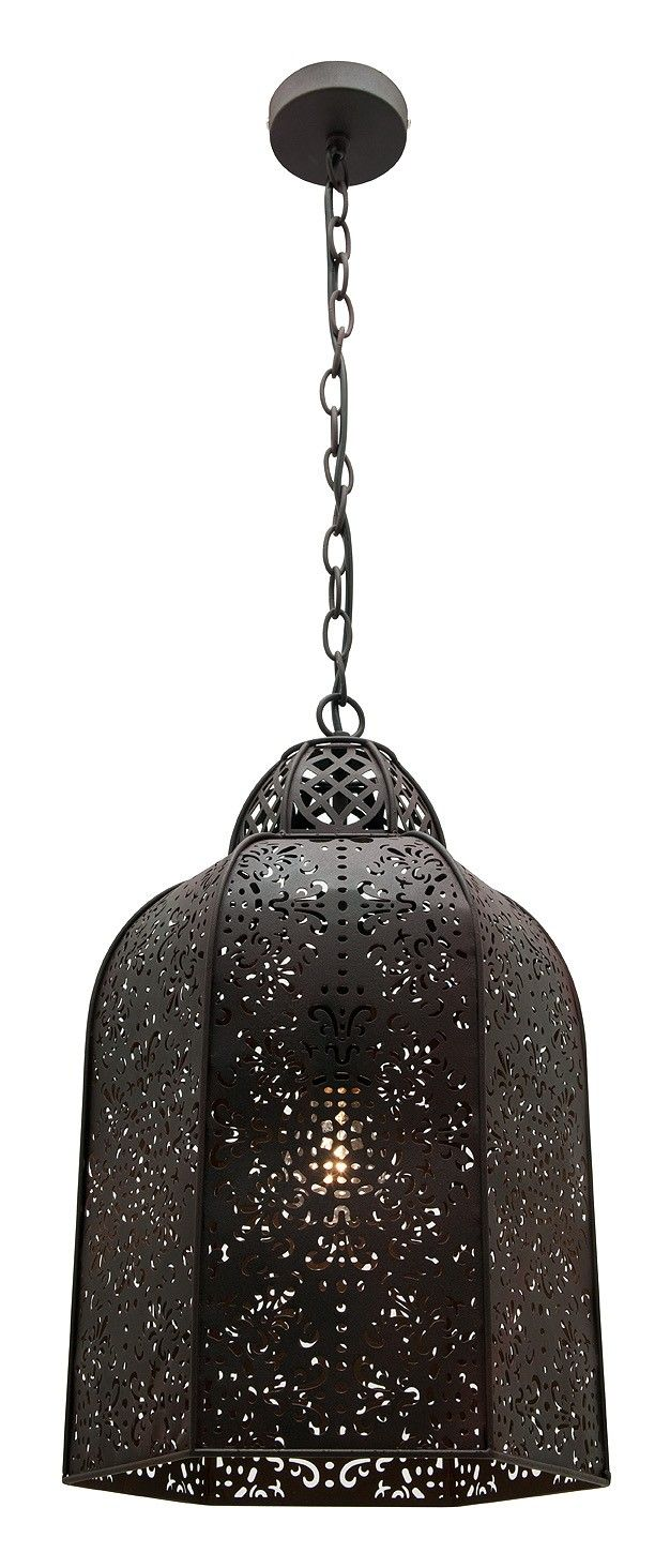 Jd Lighting Browns Plains Sahara Small Metal Pendant In A Rust 71 90 Discount Lighting