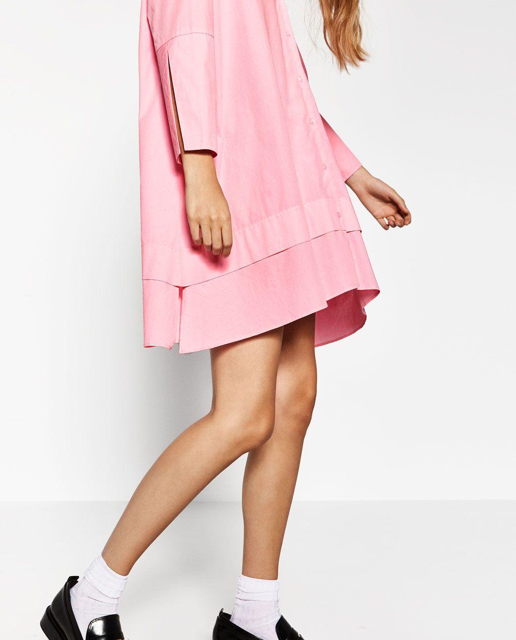 Shirt dress dresses woman sale zara indonesia styling shirt dress dresses woman sale zara indonesia stopboris Choice Image