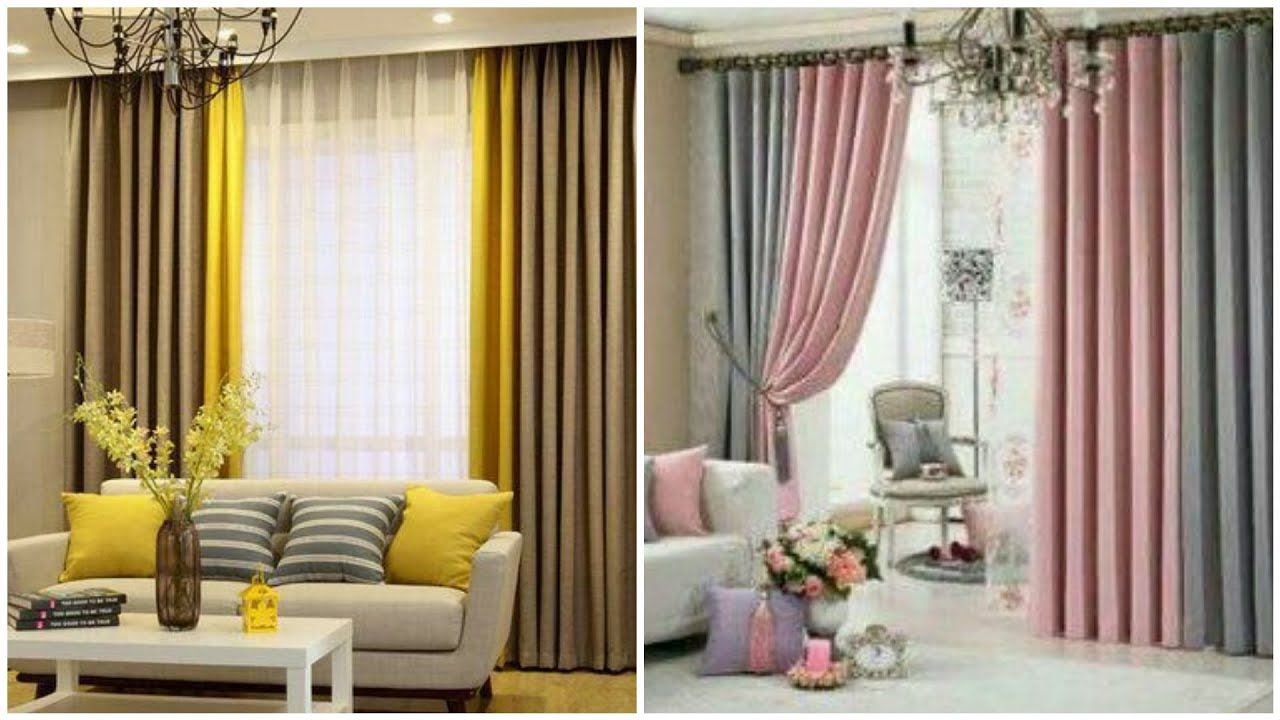 Beautiful Curtain Designs Ideas For Drawing Room Living