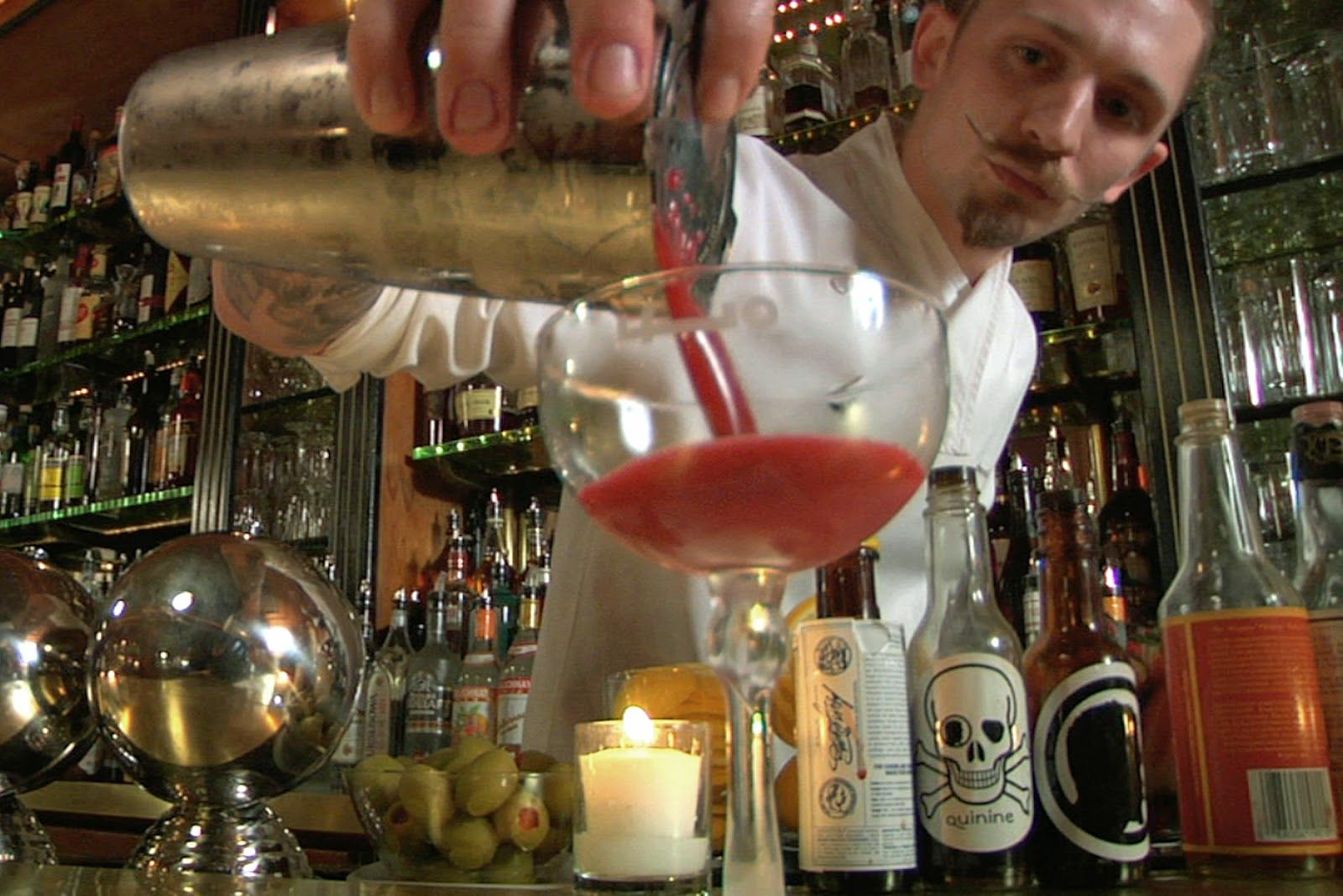 Education can help you licensed bartenders in