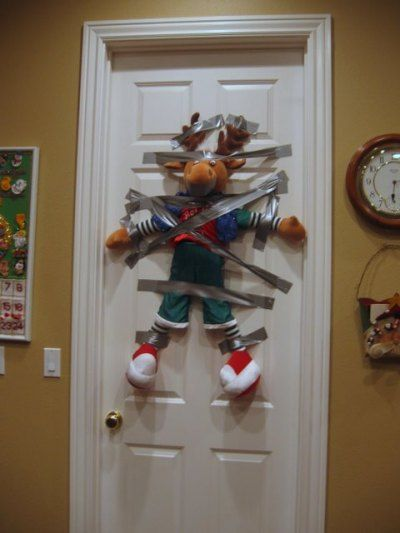funny christmas decorations | Crafts Photo Gallery - Christmas Crafts/Funny Christmas Decoration & Gumby says... | Christmas Cheer | Pinterest pezcame.com