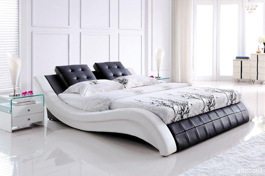 Sick Bed Frame Modern Bed Frame Modern Queen Bed Leather Bed