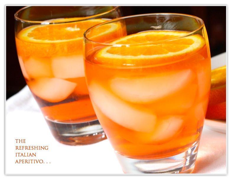 My new favorite cocktail Aperol Spritz Cocktail 3