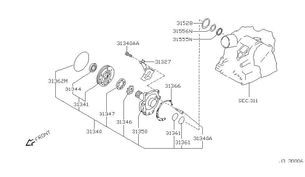 50 2002 Nissan Maxima Parts Diagram Bc2s In 2020 Nissan Maxima Diagram Nissan