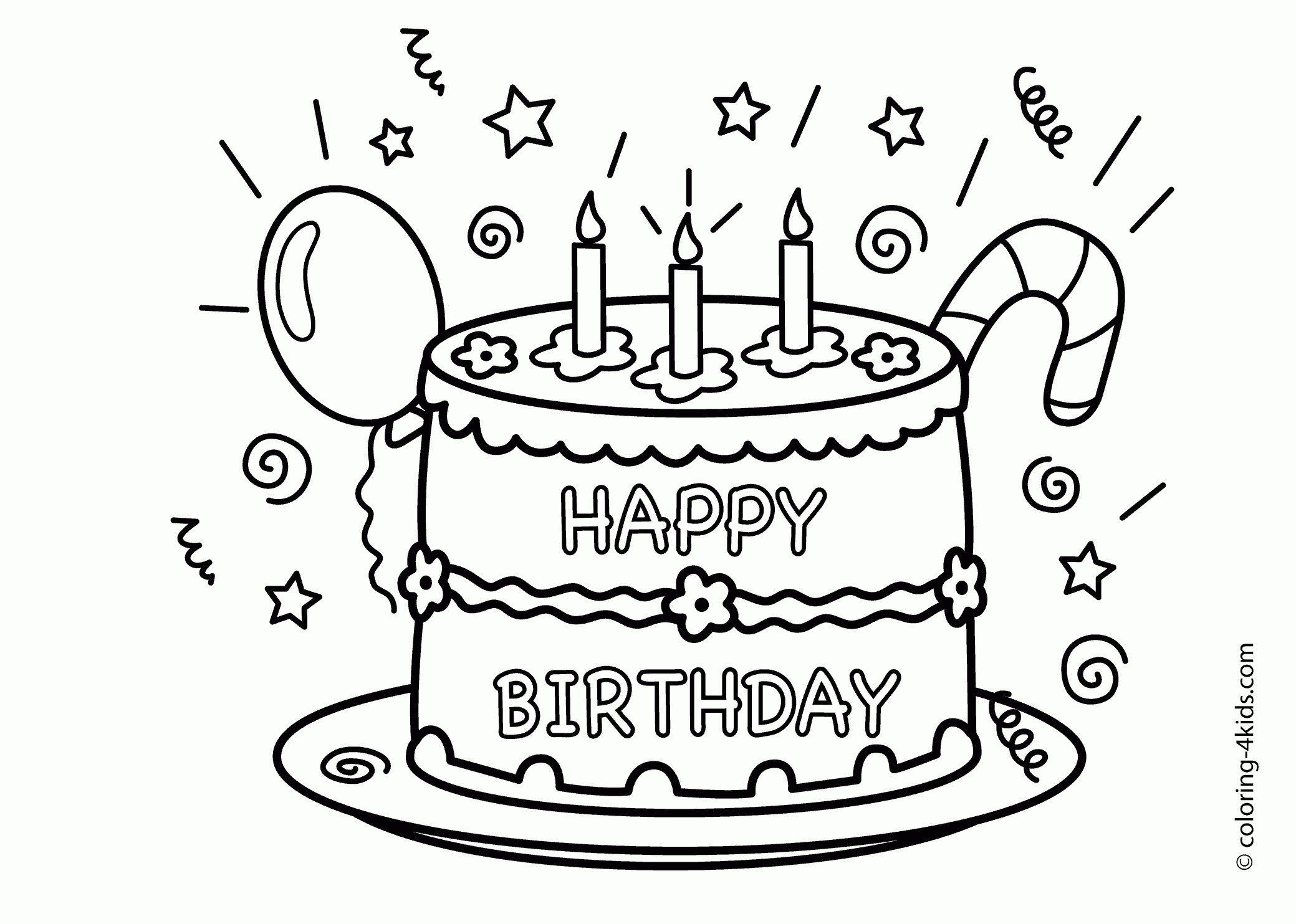 Neu Ausmalbilder Happy Birthday Malvorlagen Malvorlagenfurkinder Malvorlagenfurerwachsene Bilder Zum Ausmalen Geburtstag Malvorlagen Kostenlose Ausmalbilder