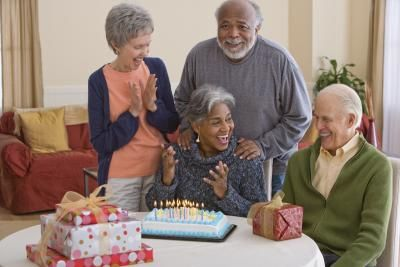 I Feel Bad That This Makes Me Laugh Birthday Party Ideas For Senior Citizens