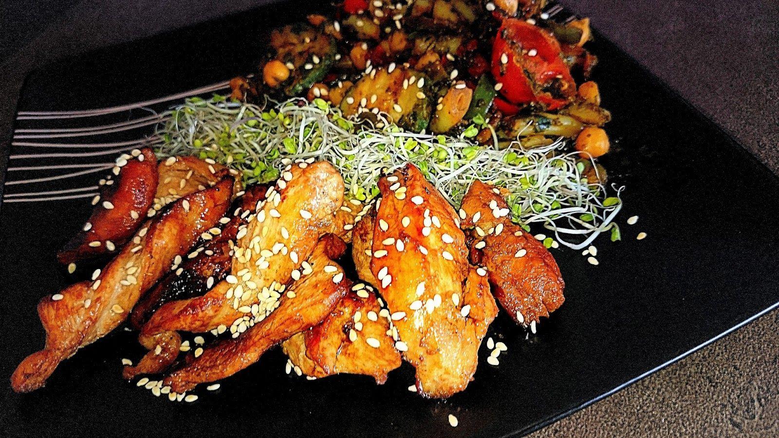 Azjatyckie Produkty Znow W Biedronce Jak Nie Skorzystac Tym Razem Do Sosu Rybnego Ktory Na Stale Zagoscil W Mojej Lodowce O Sojowy Food Cooking Chicken