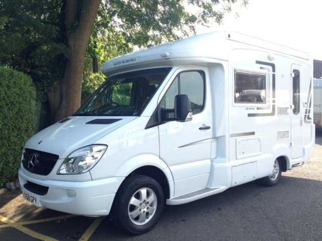 Auto Sleepers For Sale On Ebay: Auto-Sleeper Devon, 2 Berth, (2013) New Motorhome For Sale