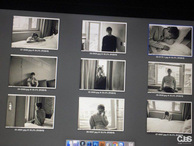 Get a Behind the Scenes Look into JYJ Junsu's Photo Shoot with Nylon Magazine | Koogle TV