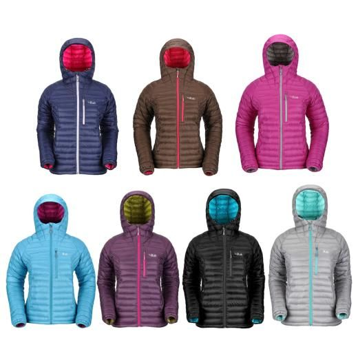 5a9f256023eb Rab Microlight Alpine Womens Jacket - £110.00 - All the best Rab Microlight  Alpine Womens Jacket available at Summit To Sea