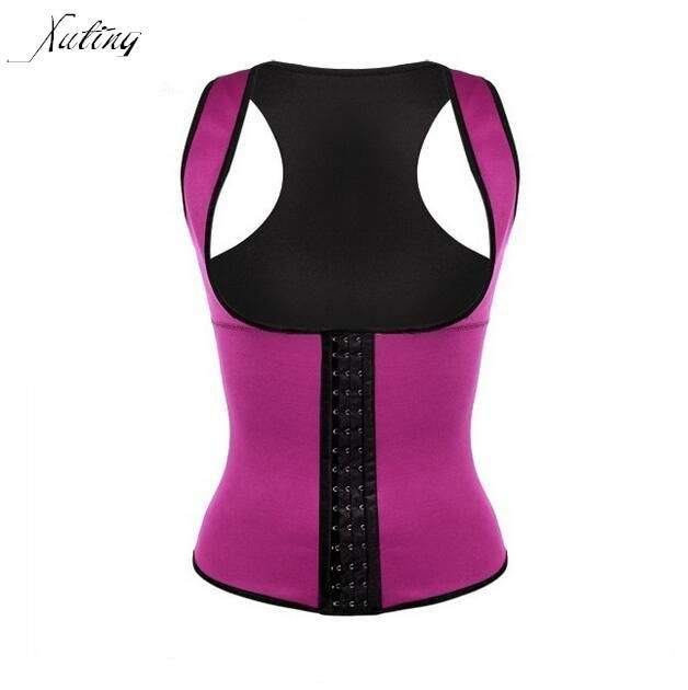 88ba484575 Hot sell body Shapers waist trainer corset vest shaper sauna slimming  abdomen belly belt Fit Sweat Shaper Body magic girdle