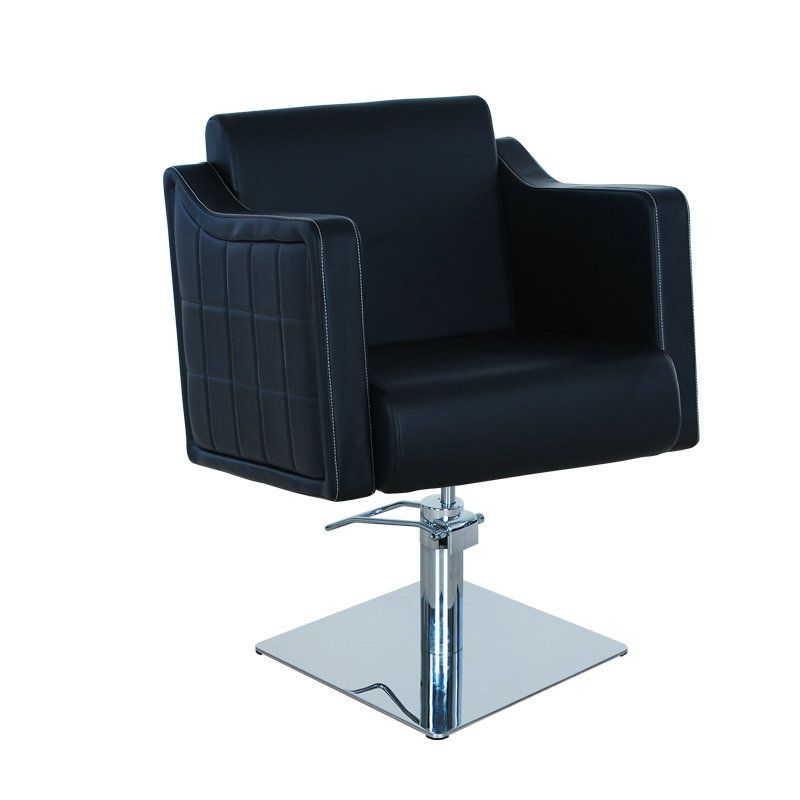 Cheap Salon Makeup Chair Hairdressing Furniture Hydraulic Lady Styling Chair China Supplier Chair Style Hairdressing Chairs Salon Equipment