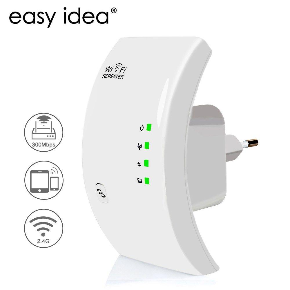 Comprar Easyidea Wifi Repetidor Inalambrico Wifi Antena