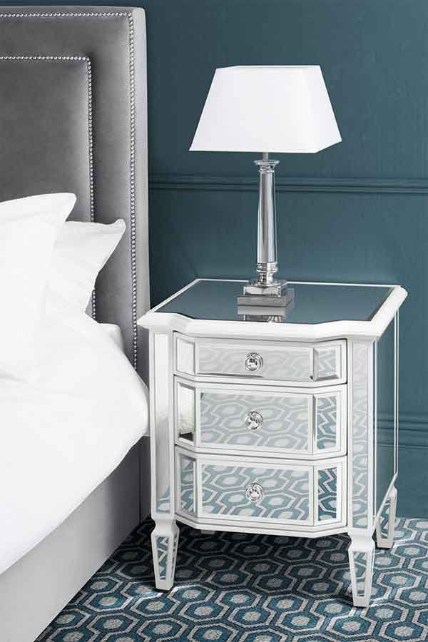My Bedside Table: Pair Of Leonore Bedside Tables