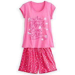 3342088ac9 Disney Princess PJ Pal Shorts Set for Women