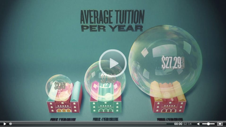 The Higher Education Bubble ~ Education News