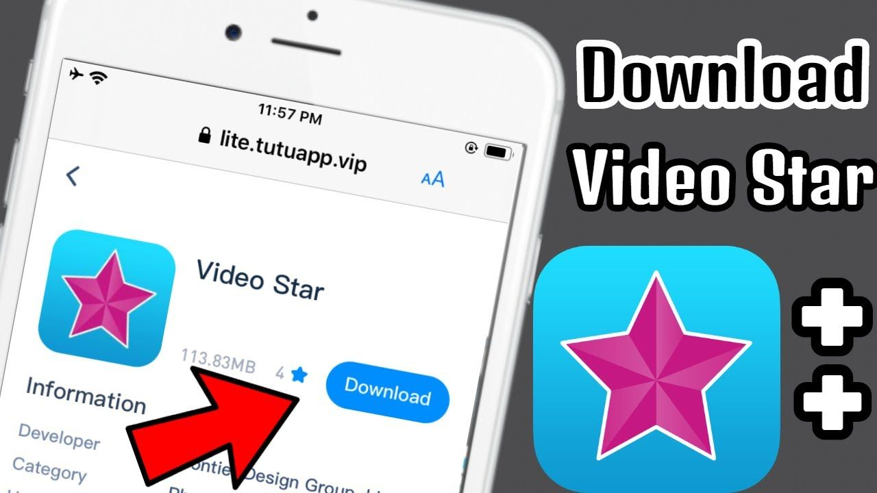 Video Star++ How To Get Video Star For On iPhone