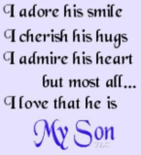 These Describe Both My Sons Cachingal Sungzec Mommy Quotes Son Quotes I Love My Son