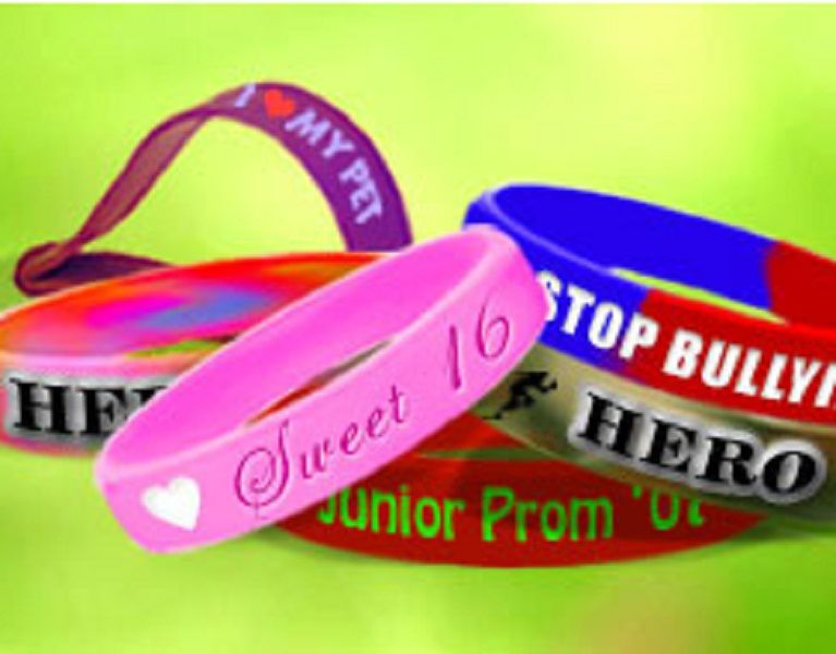 Design Your Own Custom Bracelets To Convey Support Favorite Team Or Company And You Can Also Ready Made From Wristbandsnow S