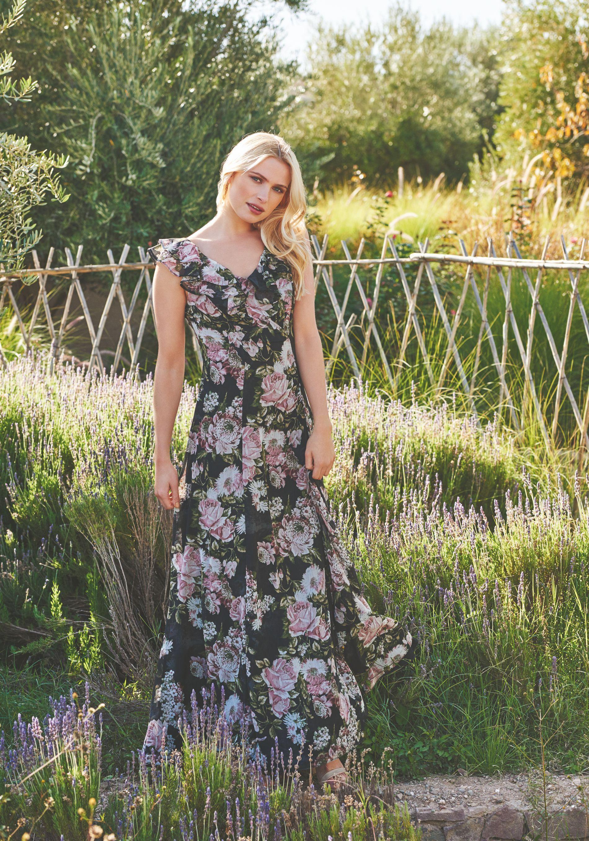 Самое женственное платье