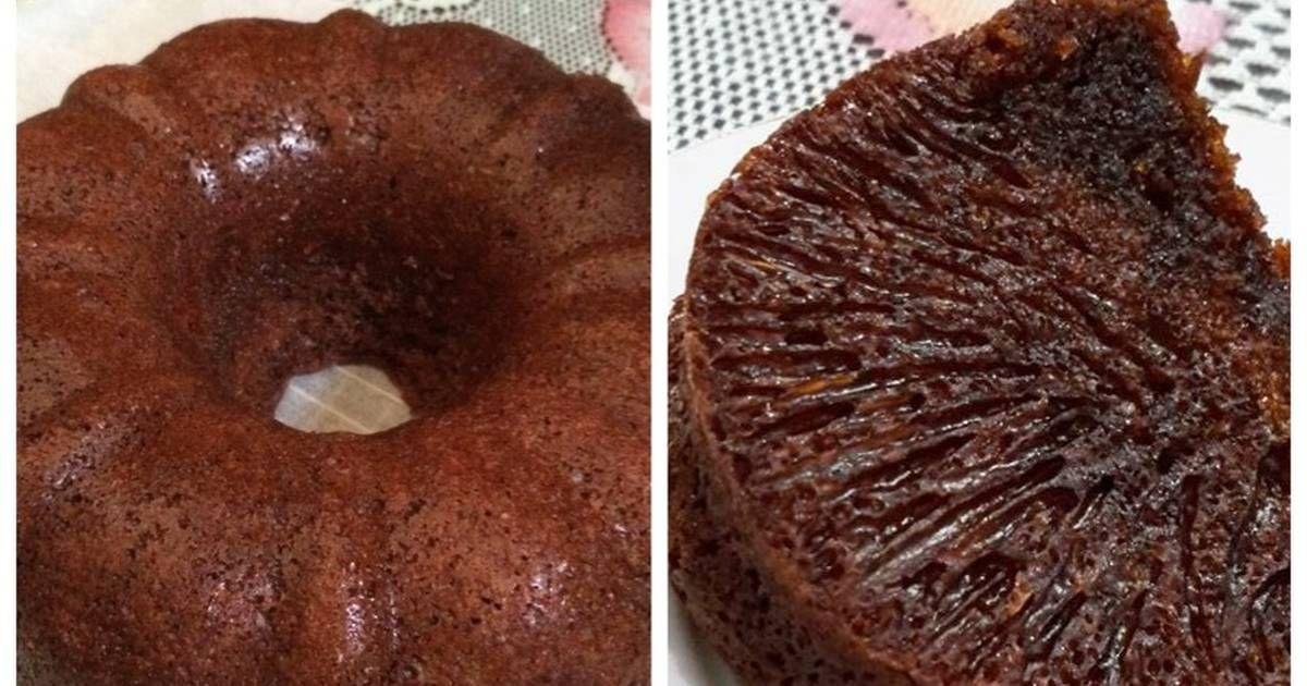 Resep Bolu Caramel Bolu Sarang Semut Oleh Diny Fe Resep Kue Bolu Resep Kue