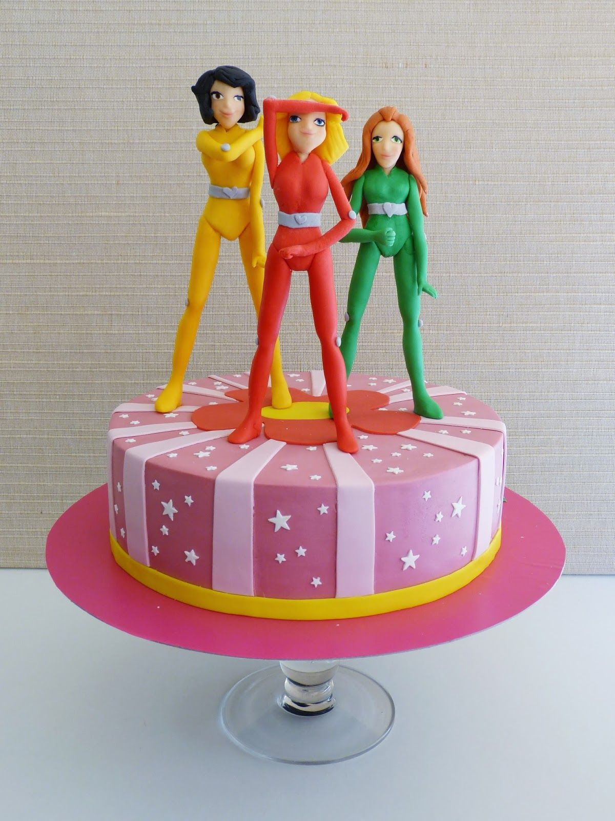 Totally spies by havesomesugar