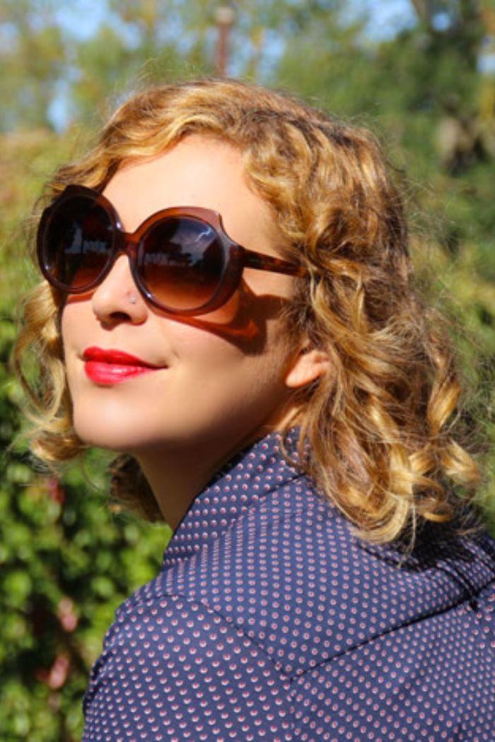 Come truccare gli occhi azzurri - Blog di moda