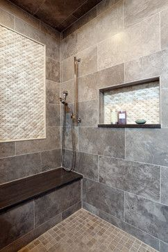 Bathroom Designer Chicago Adorable La Grange Home Remodel  Modern  Bathroom  Chicago  Normandy Decorating Inspiration