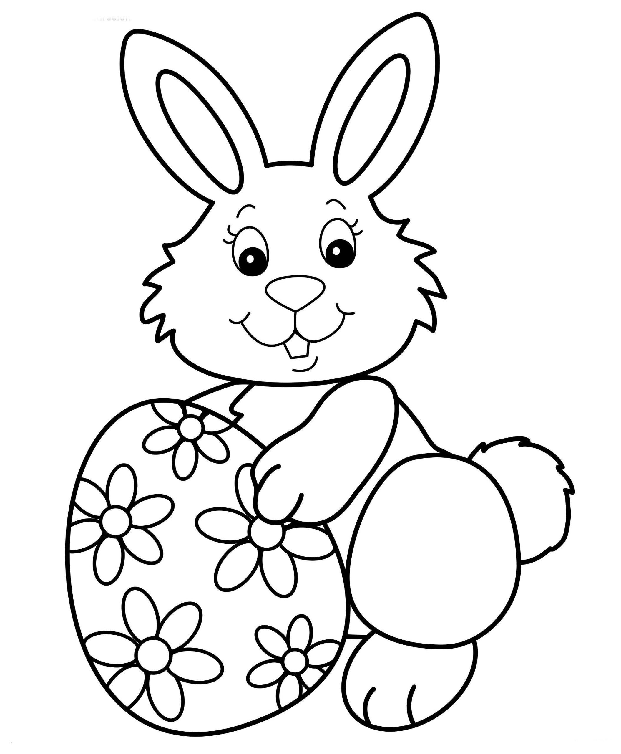 Ten Grossartig Malvorlage Hase Einfach Erleuchtung 2020 Osterhase Malen Malvorlagen Ostern Ostern Hasen Basteln