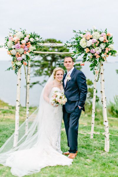 Romantic Cape Cod Wedding At Winslow Estate