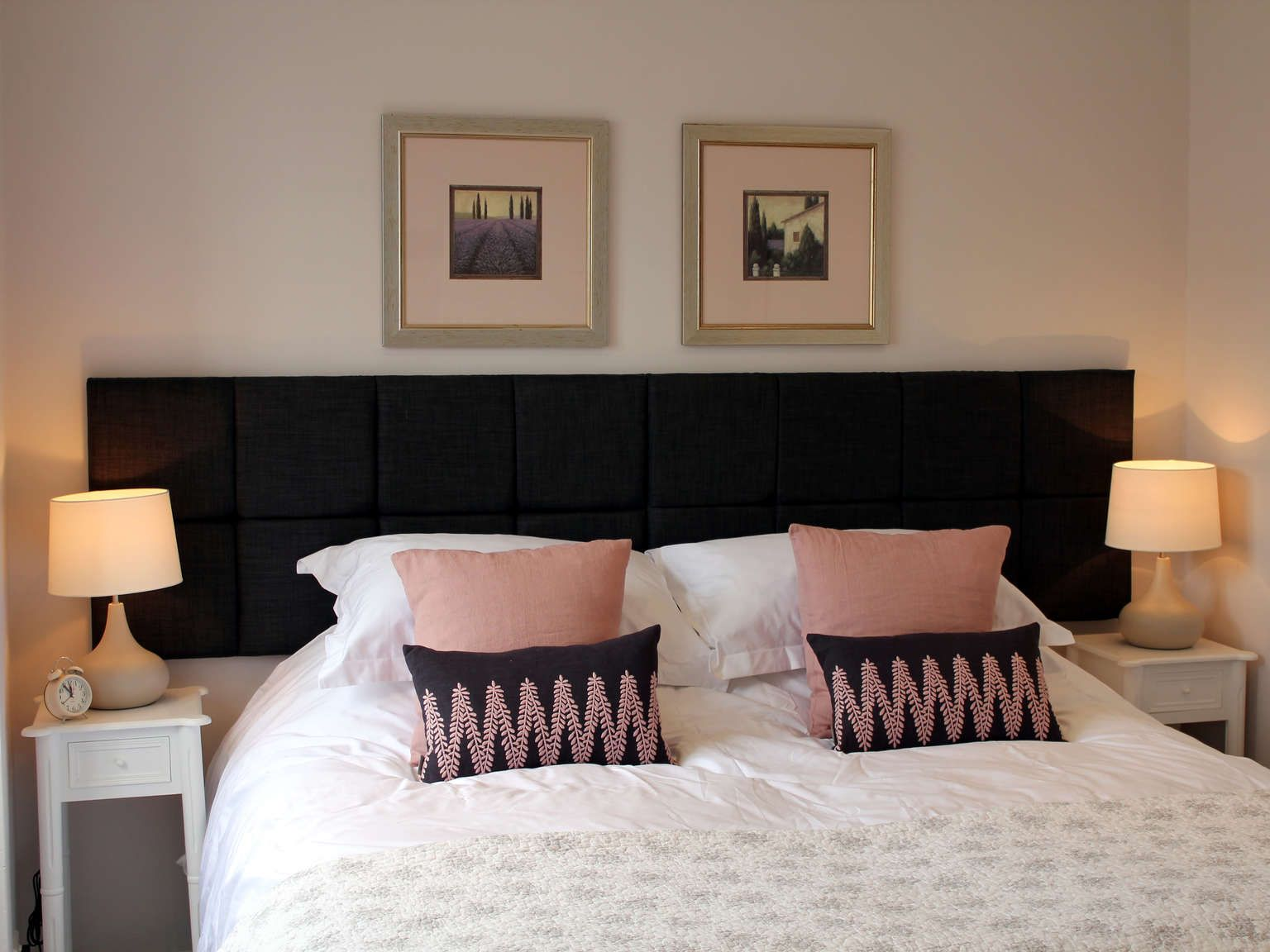 Zip & link beds provide a super king size double or twin