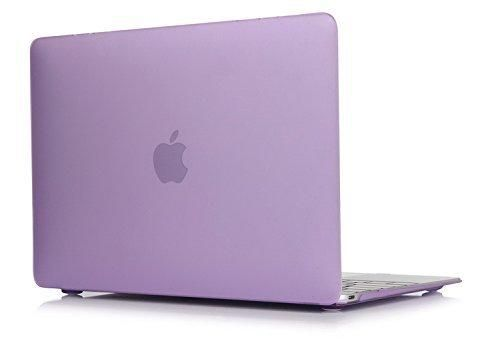 PURPLE Crystal Hard Case Cover for new Macbook Air 11/""