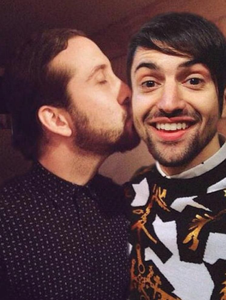 Panromantic homosexual