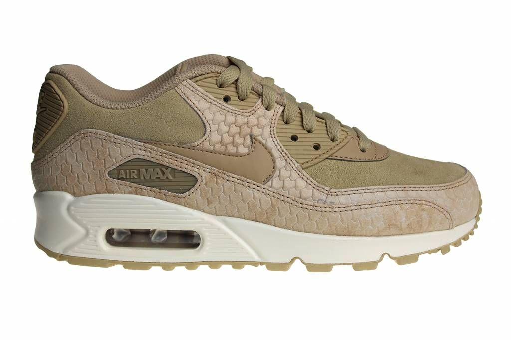 Nike Wmns Air Max 90 Prem voor dames. Uitgebracht in een