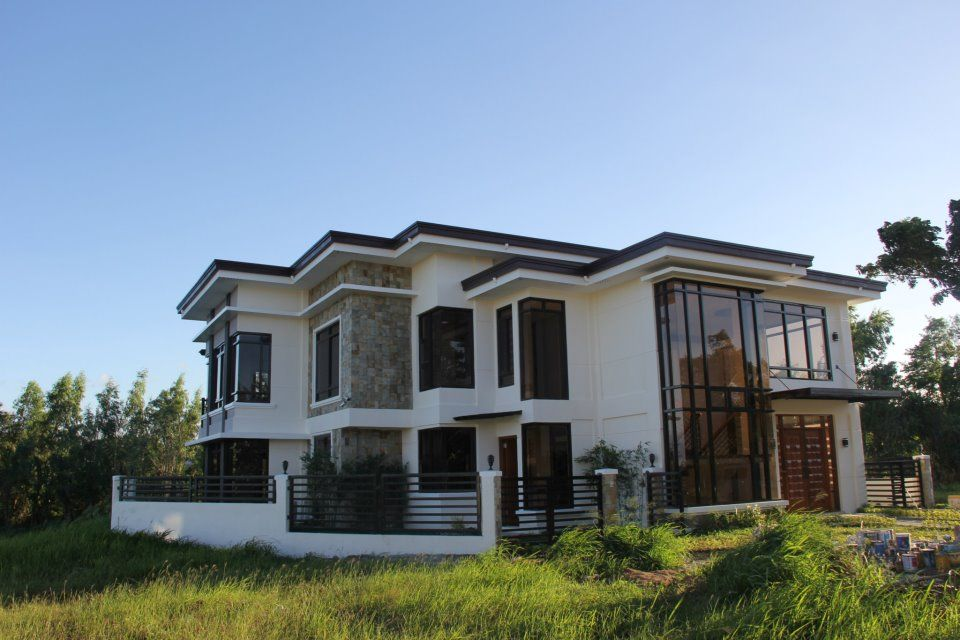 Concept Home Modern Homes Designs Concepts Front Views