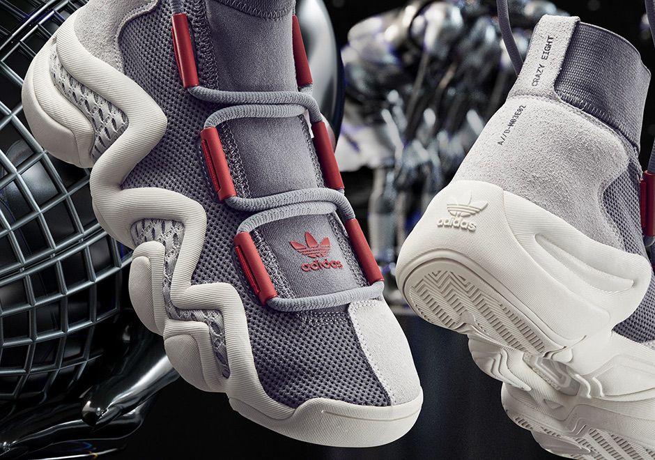 Retro basketball shoes