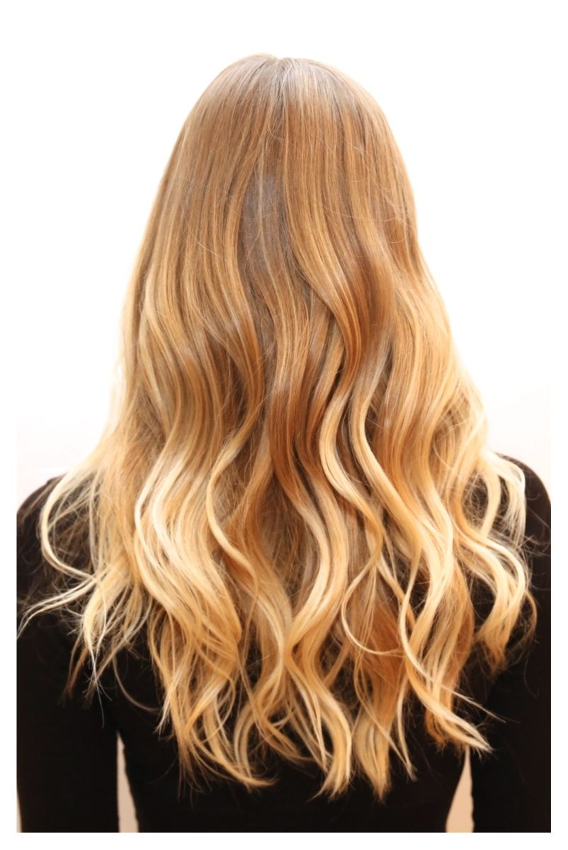 Pin By Kristin White On Blonde Ambition Grow Long Hair Hair Color Tutorial Blonde Hair Natural Makeup