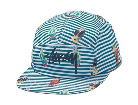 Rat 5 Panel Hat By STUSSY  acb3e978c1e