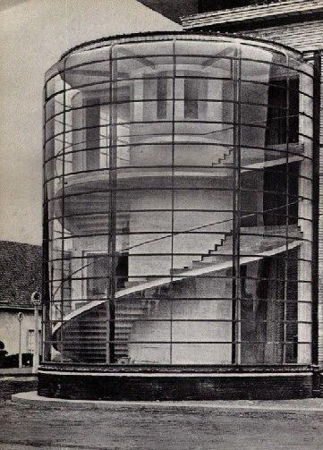 The Charnel House Tselentis Arch Musterfabrik Auf Der Walter Gropius Bauhaus Architecture Architecture