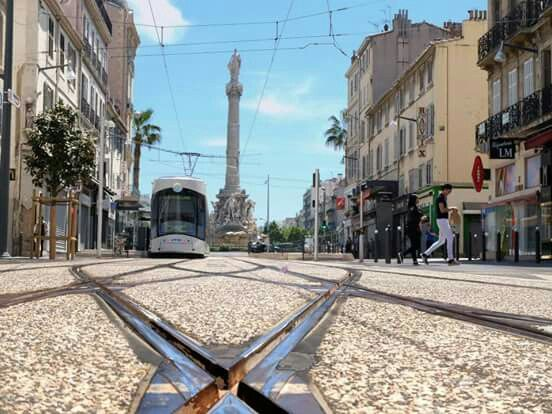Rue de Rome  photo Patrick Perret