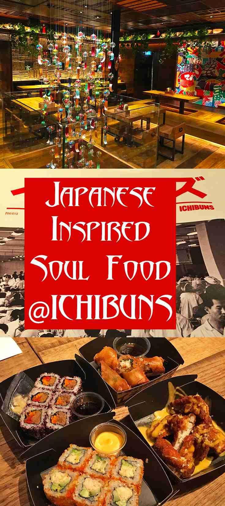Japanese inspired soul food ichibuns soho london