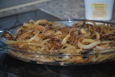 Zwiebel-Sahne-Schnitzel - Rezept mit Bild #steakfajitarecipe