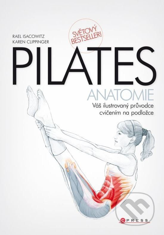 Pilates (Rael Isacowitz, Karen Clippinger) | BOOKS TO READ ...
