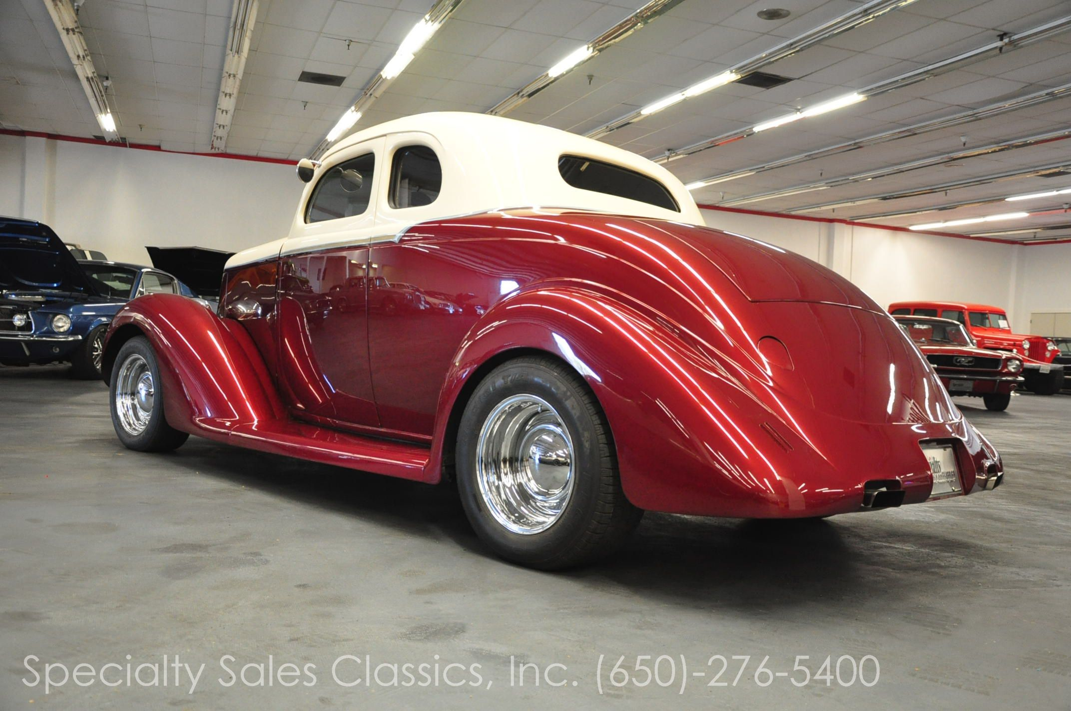 1935 Plymouth Coupe | 1935 Plymouth Deluxe - Fairfield 94533 - 17 ...